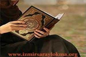İlahi ve Kuran Eşliğinde İzmir Lokma