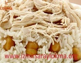 İzmir pilav dağıtımı
